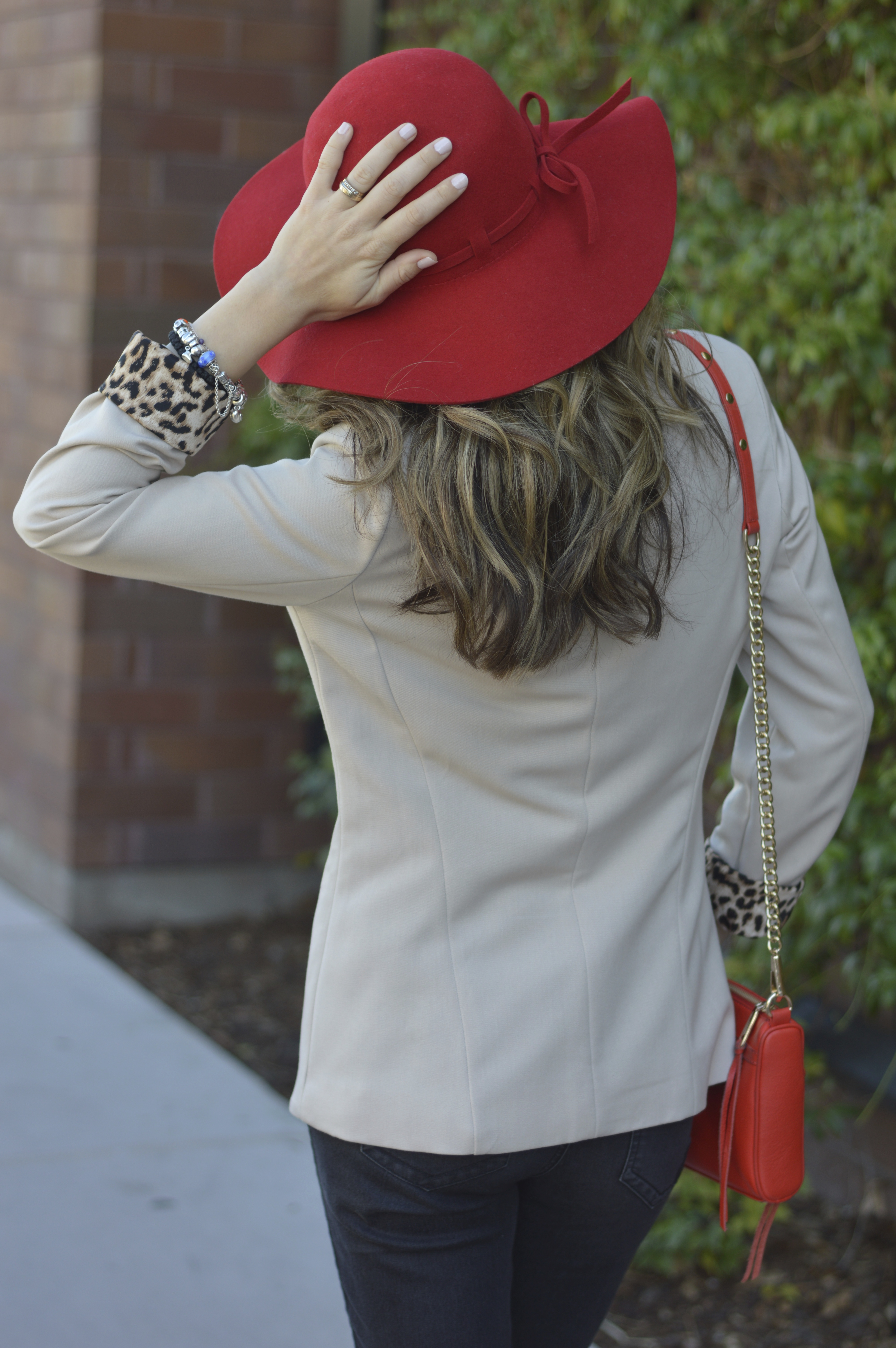 Red Hat and Cheetah Blazer f8a99d8209b