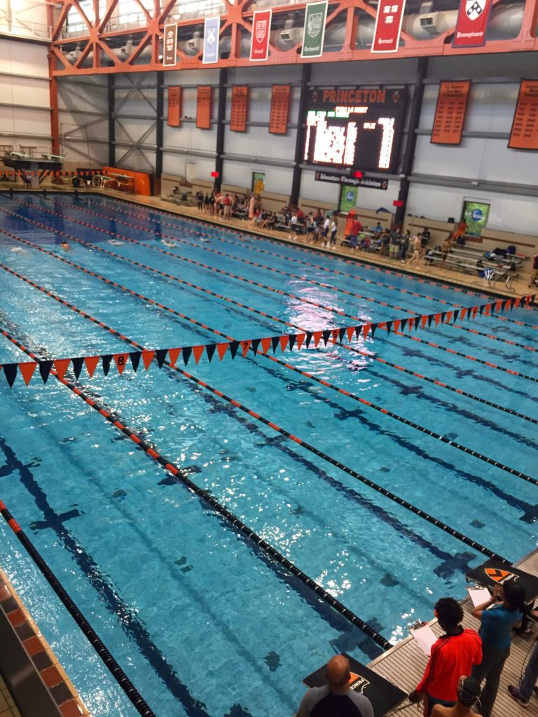 Visiting princeton university advise when applying to - Princeton university swimming pool ...