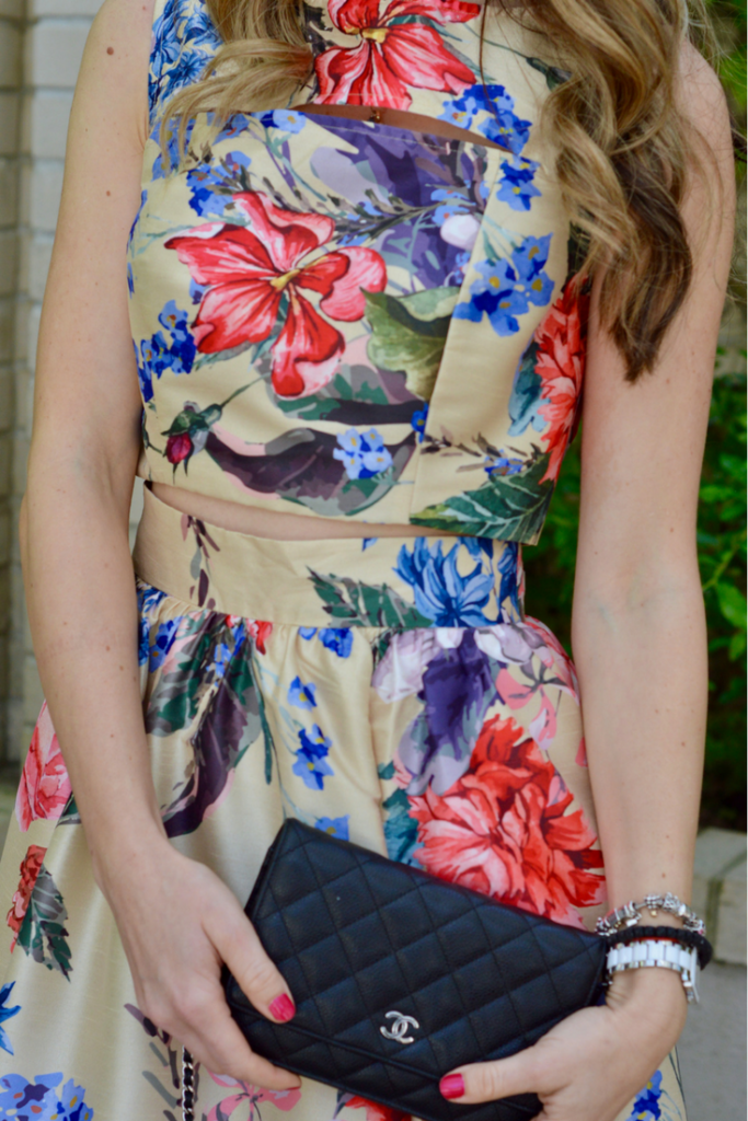 Floral-prom-dress