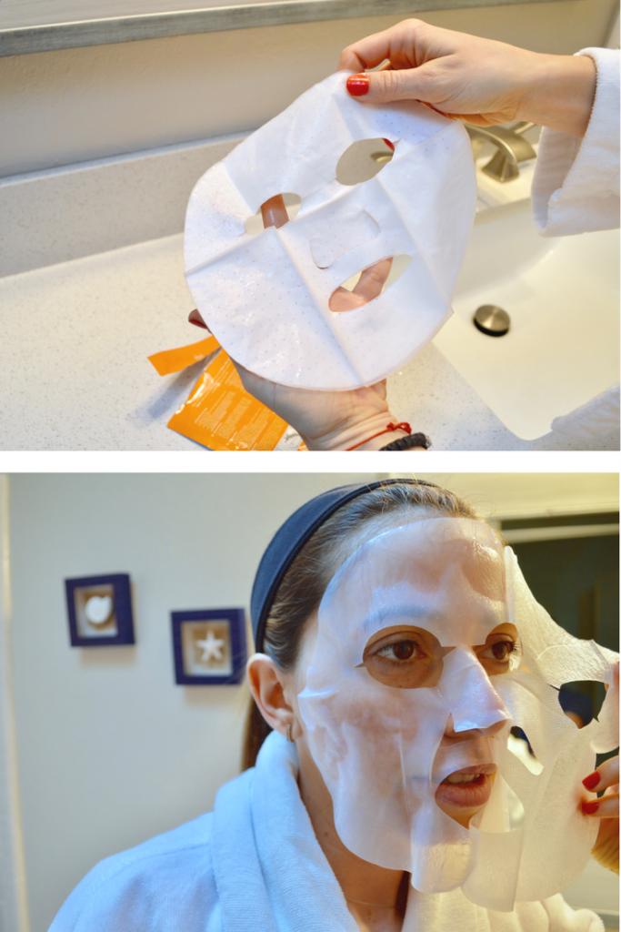 facial mask review