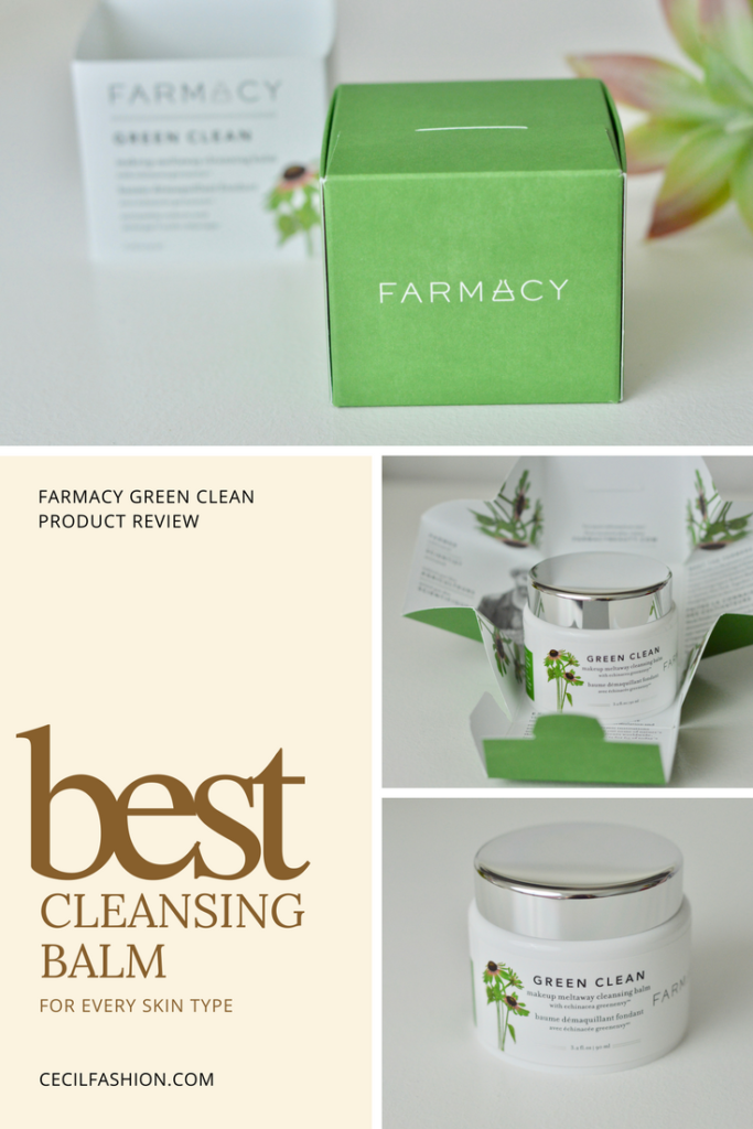 Green Clean Makeup Cleanser