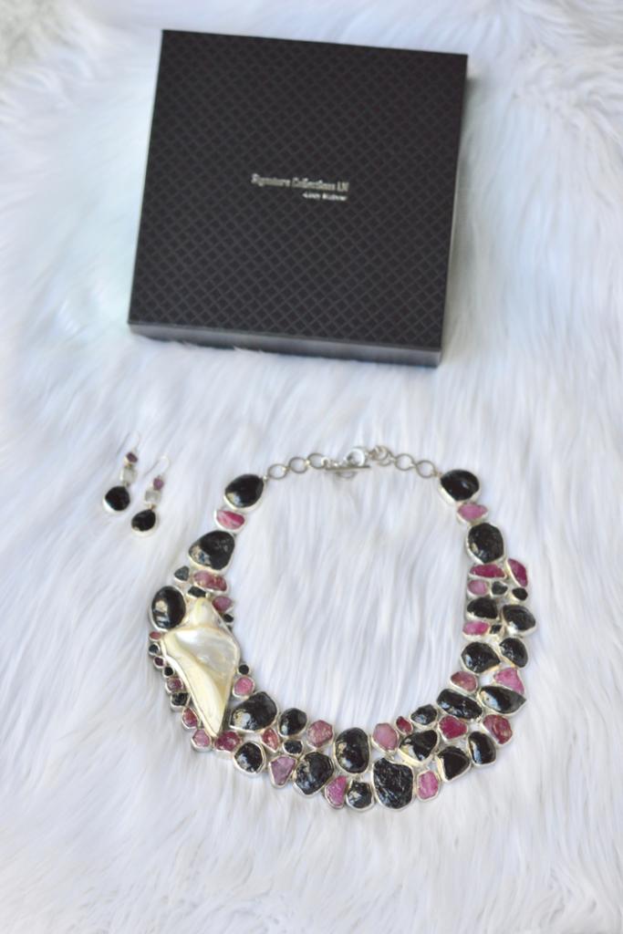 Roughcut Gemstone Jewelry